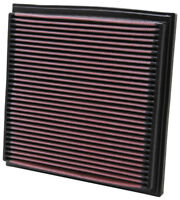 33-2733 K&N Replacement Air Filter BMW 318IS 16V 1994-97,Z3 96-97 (KN Panel Repl