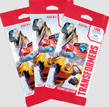 Transformers TCG Wave 1 , 2 , 3, 4 , & 5 Character Cards YOU PICK! $4 Ships ALL!