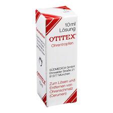 OTITEX Ohrentropfen 10ml PZN 03712876