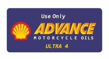 Adesivo ducati SHELL Advance 748 916 996 998 999 1098 1198 monster hypermotard