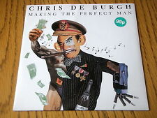 "CHRIS DE BURGH - MAKING THE PERFECT MAN   7"" VINYL  PS"