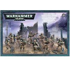 ASTRA MILITARUM CADIAN SHOCK TROOPS Imperial Guard! Games Workshop Warhammer 40K
