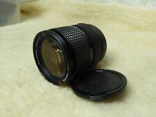 17 Dec 2019 Tokina Universal Zoom Lens 28-70mm 3,5-4,5 RMC (62mm) Minolta Md