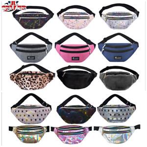 Women Waist Fanny Pack Belt Bag Pouch Travel Hip Bum Bag Women Small Wallet