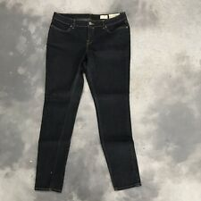 All Saints Ashby Dark Rinse Low Rise Skinny Jeans Size 32 84dae01e9