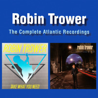 Robin Trower • Complete Atlantic Recordings • 2CD • 2021 Wounded Bird •• NEW ••