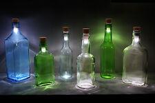 2019 Mode Flaschenlicht Korkenförmiges Wiederaufladbares Licht Flasche Garten Nachtlichter Bar & Wein-accessoires