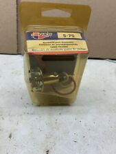 (3) Parking Light Bulb Socket CARQUEST S-75 Lamp Repair Pigtail Assembly
