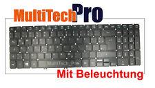 Teclado de Acer Aspire v5-572 v5-573 v5-573g v5-573p serie con iluminación
