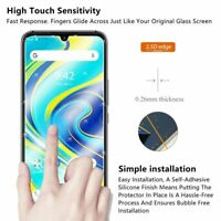 For UMIDIGI A5/A7/A9 Pro, 9H Tempered Glass Screen Protector Film Safety Guard
