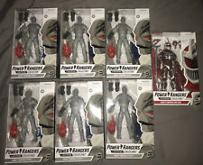 Power Rangers Lightning Collection Z Putty Lot: Six Putties and Zedd 6? Hasbro