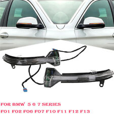 INDICATOR WING MIRROR MARKER REPEATER FOR BMW 5 6 7 SERIES F10 F07 F06 F12 F13