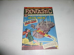 FANTASTIC Comic - No 23 - Date 23/07/1967 - A Power Comic
