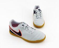 Nike Tiempo Indoor Fußballschuhe Hallenschuhe Sneaker Kunstleder Gr. 37,5