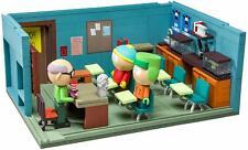 McFarlane Toys South Park The Classroom Large Construction Set 3 Figures / NIB