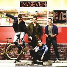 24/Seven di Big Time Rush (2013), nuovo OVP, CD