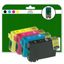 4 Ink Cartridges for Epson XP-305 XP-402 XP-405 XP-405WH non-original P1811-4