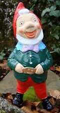 Garden Gnome ~ Charles ~ Handmade by Pixieland (Concrete)