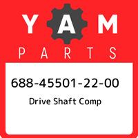 688-45501-22-00 Yamaha Drive shaft comp 688455012200, New Genuine OEM Part