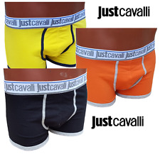 JUST CAVALLI. Boxer uomo elastico esterno A11. 95% Cotone - 5% Elastam