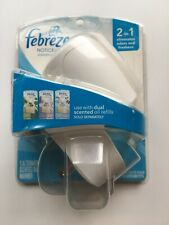 Scented Oil Warmer Febreze Noticeables Plug Wall Unit Only Holds Dual Scent