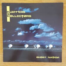 Hunters & Collectors Ghost Nation LP Ex.Cond. Promo Copy 1A/1B Matrices
