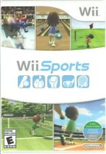 Wii Sports (Nintendo Wii, 2006) - Disc Only, Tested and Working
