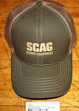 SCAG HAT MOSS/KHAKI PART NUMBER 38-01