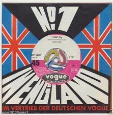 Vor 1970 Vinyl-Schallplatten-Singles aus Deutschland