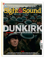 Sight & Sound AUGUST 2017 DUNKIRK CHRISTOPHER NOLAN SOFIA COPPOLA JANE CAMPION