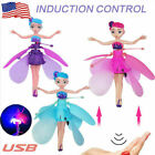 Princess Flying Magical Cute Doll Remote Drone Girl Control Kids Doll Toys