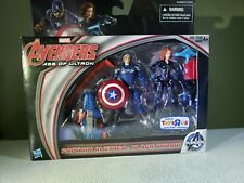 Marvel Avengers Age of Ultron, Captain America & Black Widow figures Set