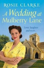 A Wedding at Mulberry Lane (The Mulberry Lane Series),Rosie Clarke