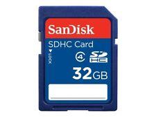 Sandisk 32GB SDHC clase 4 Standard tarjeta de memoria