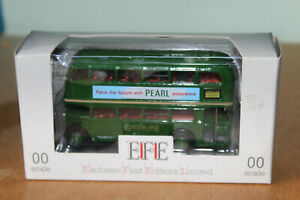 EFE 1:76 AEC RT BUS - GREENLINE - PEARL ADS