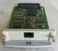 HP JetDirect 615n EIO 10/100TX Ethernet Print Server J6057A AS IS NON WORKING