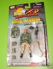 1:18 Ultimate Soldier XD British Royal Marine Special Ops Forces Figure Soldier