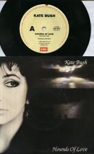 "KATE BUSH   Rare 1986 Australian Only 7"" OOP Pop P/C Single ""Hounds Of Love"""