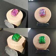 Jelly Key Meditation Gems COMPLETE SET + BONUS EUPHORIA Artisan Keycap Series