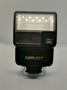 Canon Speedlite 277T Shoe Mount Flash for Canon