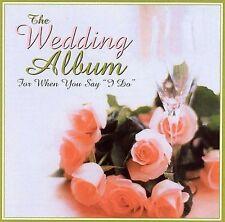Wedding Album 2001 -ExLibrary