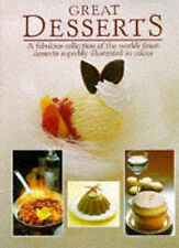 Great Desserts, Teubner, Christian & Schonfeldt, Sybil Grafin, Used; Good Book