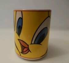 TWEETY BIRD MUG LOONEY TUNES 1998 GIBSON HOUSEWARES WARNER BROTHERS