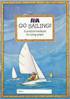 Rya Go Sailing (Royal Yachting Association)-ExLibrary