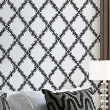 Agora Allover Stencil - SMALL - Reusable Wall Stencil Pattern for DIY Wall Decor