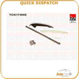 TIMING CHAIN KIT FOR AUDI A5 1.8 10/07- 57 TCK174NG12