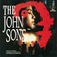 THE JOHN SONS PATRICK SEYMOUR MÚSICA DE LA PELÍCULA CD ÁLBUM H565