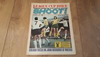 SHOOT! FOOTBALL MAGAZINE 10TH MARCH 1973 VERY GOOD