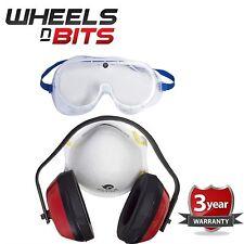 3pc Safety FAI DA TE Occhi Occhiali di protezione Orecchie Protezioni un Polvere
