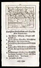 Ansichten & Landkarten von Rheinland-Pfalz